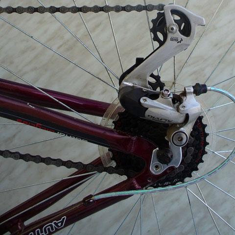 Ремонт спортивных велосипедов своими руками видео